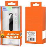 Гарнітура HOCO Bluetooth-гарнітура Hoco E31 Black SKU_MS-3-00167, фото 2
