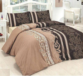 Двуспальная постельное белье бязь голд