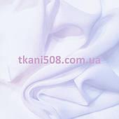 Шифон однотонний(Білий)