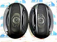 Автомобильная Акустика Колонки 15x23 см 1400Вт TS-A6974E сабвуфер Pioneer динамик для авто автозвук ПИОНИР ТОП