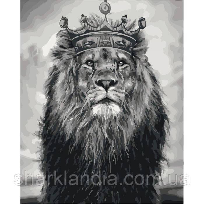 Картина по номерам Король Лев 40*50см KHO4079 Идейка