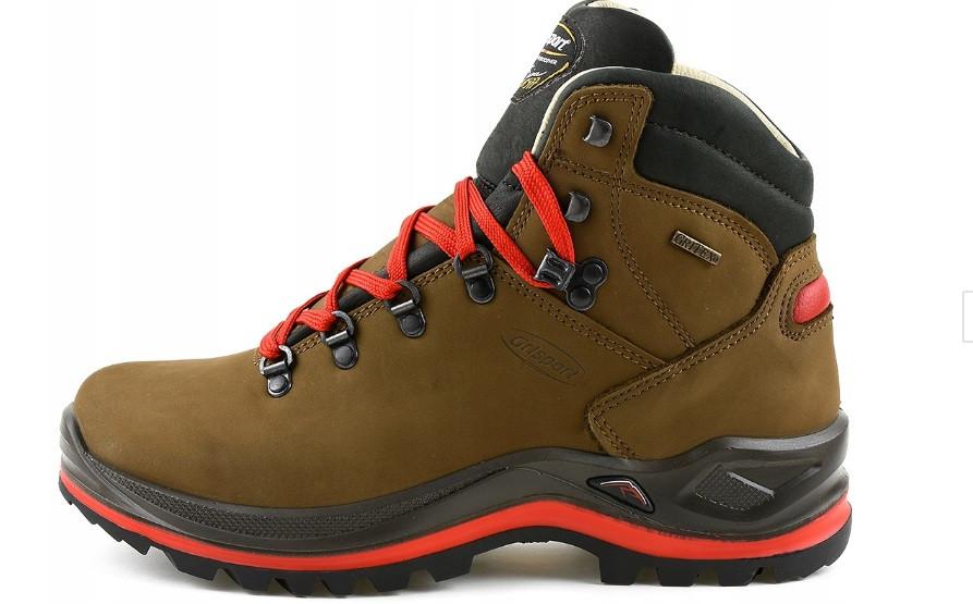 Зимові трекінговий чоловічі черевики GRISPORT,р,41-46