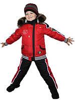 Зимняя верхняя одежда для мальчиков: полукомбинезоны, куртки, комплекты
