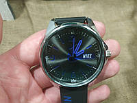 Наручные часы Найк синий