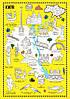 Карты раскраска Мапи розмальовки Атлас Україна Подарунок Сувенір Раскраска, фото 3