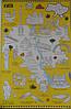 Карты раскраска Мапи розмальовки Атлас Україна Подарунок Сувенір Раскраска, фото 6