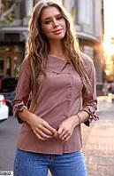 Блузка женская демисезонная больших батальных размеров 42-60 Турция