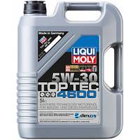 Моторное масло Liqui Moli Top Tec 4600 5W-30 5л Dexos 2 (8033)