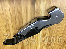 Нож для официанта, черный 12.1x2.2x1.3 см