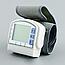 Тонометр автоматический 102 UKC Тонометр на запястье Прибор для измерения Давления Измеритель ТОП ПРОДАЖ!, фото 2