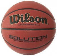 Мяч баскетбольный Wilson SOLUTION FIBA SZ 6 BBALL SS14 (B0686X)