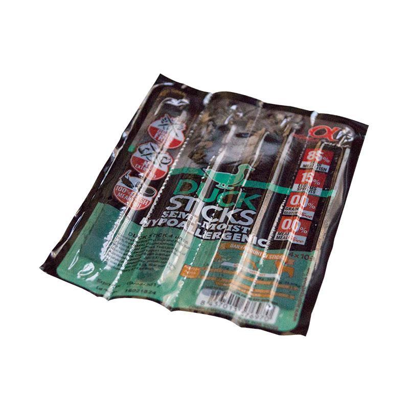 Полувлажные лакомства для собак с уткой DOG Sticks Duck Chicken 4 шт