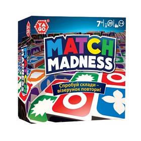 Настольная игра Yago – Match Madness (MATCH-ML)
