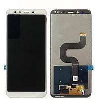 Дисплейный модуль Xiaomi Mi A2 with touch screen white