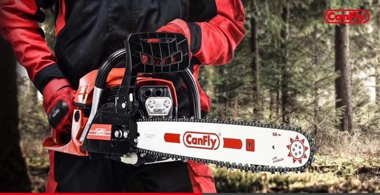 """Бензопила в сборе «CanFly»-X2,58см3, 18""""x0,325"""