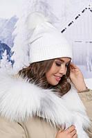 Шапка-колпак Брекстон «Либро» цвет белый артикул 4914б
