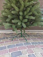 Буковельская зеленая 1.8м литая елка искусственная ели литые, фото 2