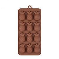 Форма для конфет, мармелада, желе Ананас
