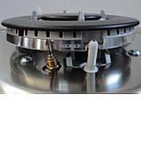 Газова варильна поверхня Sistema 6741W P06-K03 FFD (600 мм) нержавіюча сталь, фото 6
