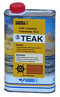 Пропитка для тика (Тиковое масло)  Sadira Teak Treatment 3, 1 л
