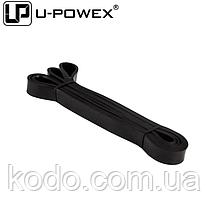 Петли для подтягиваний, Набор из 4-х (от 7 до 56 кг) резиновые петли для спорта U-Powex латекс 100%, фото 3