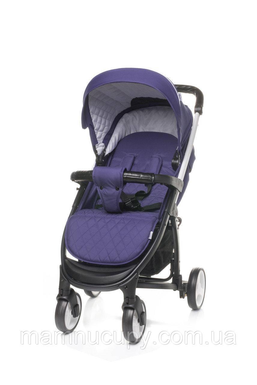 Детская коляска 4Baby Atomic Navy Blue