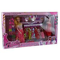 Набор из 2 кукол Beauty с одеждой и аксессуарами 658 5-536