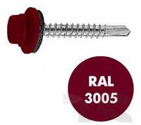 Шуруп для кровли по металлу 4.8х19 RAL 3005