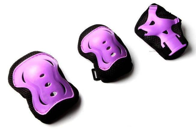 Защита Sport Series.Фиолетовая, фото 2