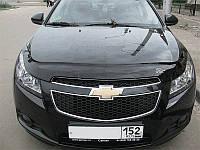 Дефлектор капота VIP TUNING Chevrolet Cruze с 2009 г.в.