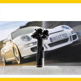 Porsche Cayenne 958 омыватель фары левый 2010+ новый оригинал