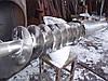 Шнековый транспортер - конвейер из нержавеющей стали