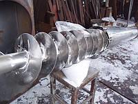 Шнековый транспортер - конвейер из нержавеющей стали, фото 1
