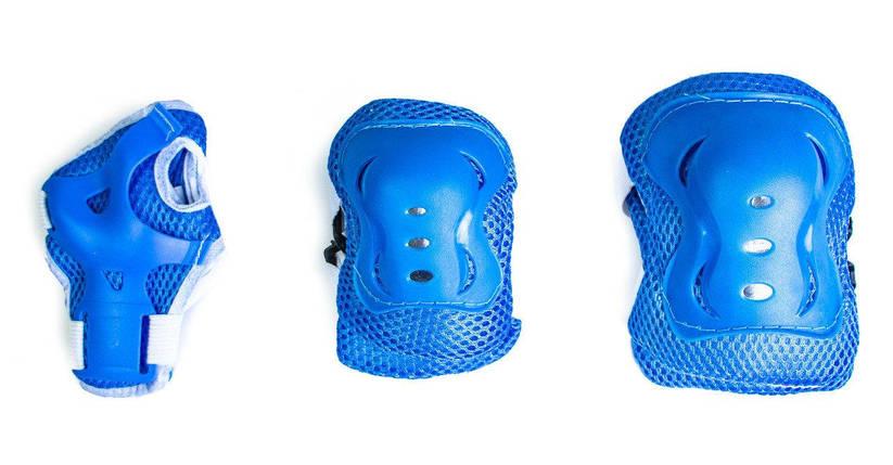 Защита Sport Series Голубая, фото 2