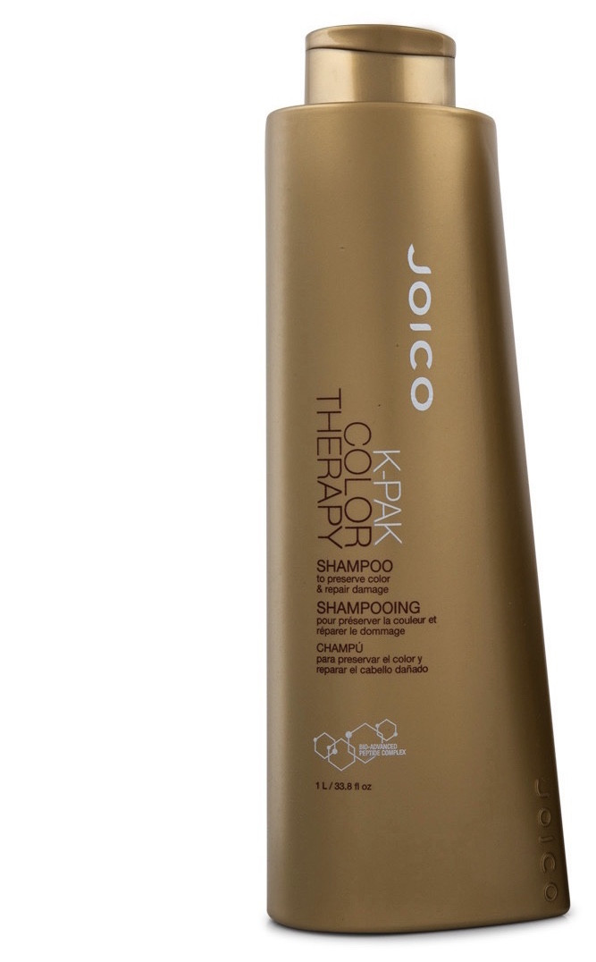 Восстанавливающий шампунь для окрашенных волос Joico K-Pak Color Therapy Shampoo