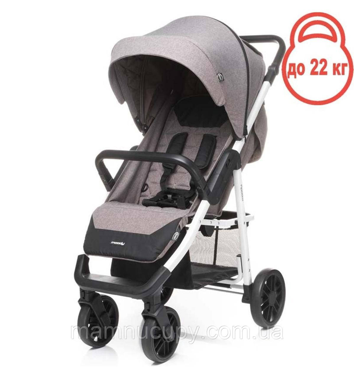 Детская коляска 4Baby Moody Brown 2019