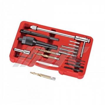 Набір інструментів для вилучення свічок розжарювання і реставрації різьблення JTC 4054