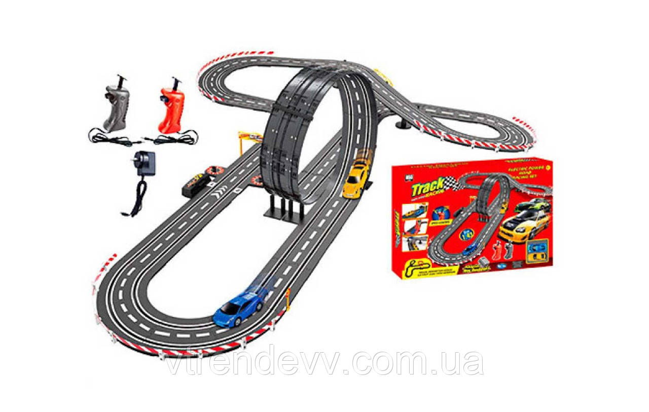 Трек с машинками High Speed Racing