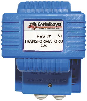 Трансформатор IP67 220|12V 100Вт для  бассейна фонтана герметичный  понижающий для светильника/лампочек , медь