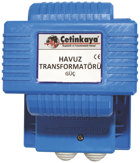 Трансформатор IP67 220 12V 100Вт для  бассейна фонтана герметичный  понижающий для светильника/лампочек , медь