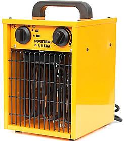 Електрична теплова гармата Master B 1.8 ECA