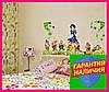Интерьерная виниловая наклейка в детскую комнату на стену Белоснежка и 7 гномов, фото 5