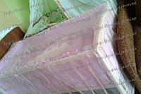 Москитная сетка для детской кроватки или манежа