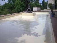Гидроизоляция басейнов, водоёмов, озёр емкостей, водных каналов, резервуаров, прудов, градирен, Maris Polymers
