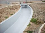 Гидроизоляция бассейнов, водных каналов, резервуаров, декоративных прудов Maris Polymers, фото 8