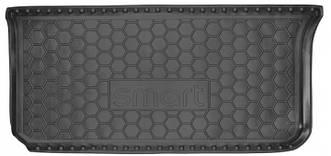 Коврик в багажник для Smart 451 (2007-) Fortwo