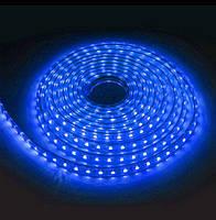 Светодиодная лента SMD 3528/120 12V синяя