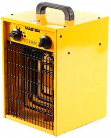 Електрична теплова гармата Master B 3 ECA