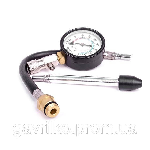 Компрессометр для бензиновых двигателей INTERTOOL AT-4001, фото 1