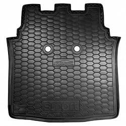 Коврик в багажник для Smart 454 (2004-) Forfour